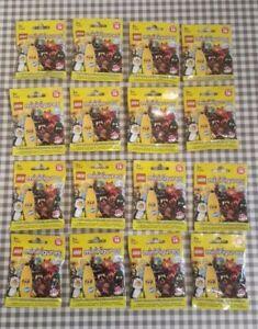 Lego Minifigures série 16 (71013) Ensemble complet non ouvert X scellé en usine 4940644370922