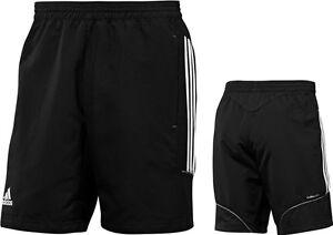 Details zu adidas Männer Shorts schwarz, Herren Laufshorts, Fußballshort Gr.XS XL