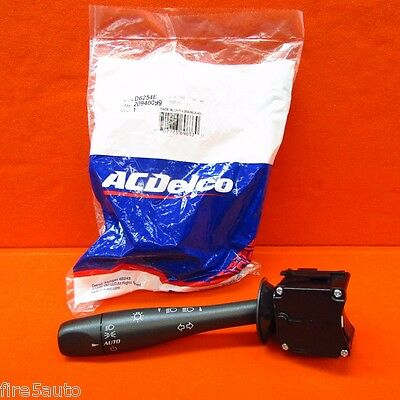 ACDelco GM Original Equipment D6254E Turn Signal Dimmer Combo Switch 15841544