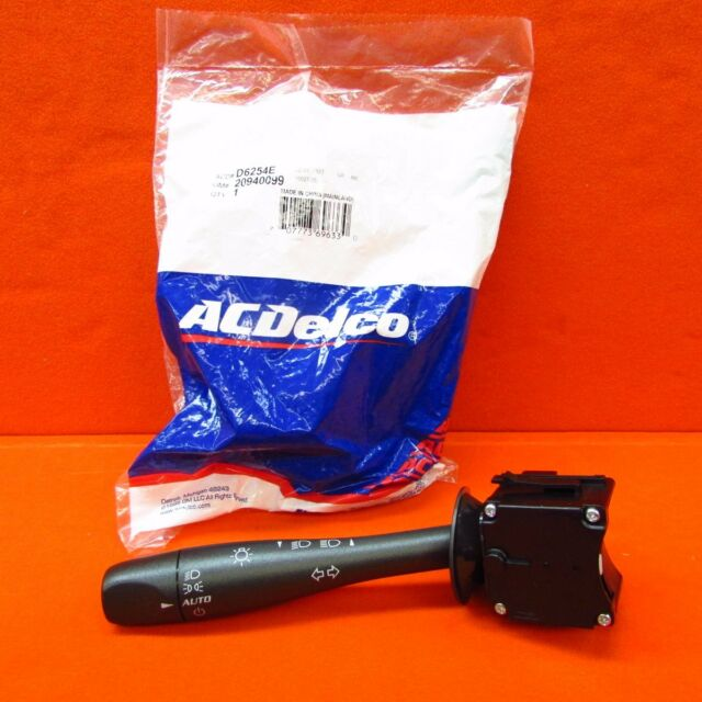 ACDelco D6254E GM Original Equipment Turn Signal and Headlamp Dimmer Switch