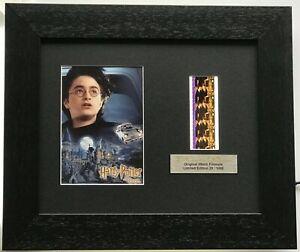 HARRY POTTER The Chamber of Secrets v1 Limited Edition Filmcell Memorabilia COA