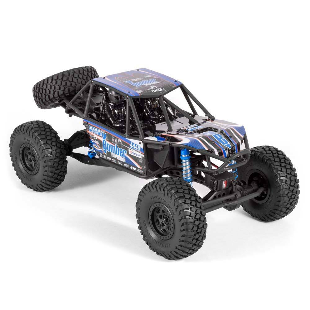 Axial 1 10 RR10 Bomber Electric 4wd RTR Ready To Run AX90048 AXIAX90048