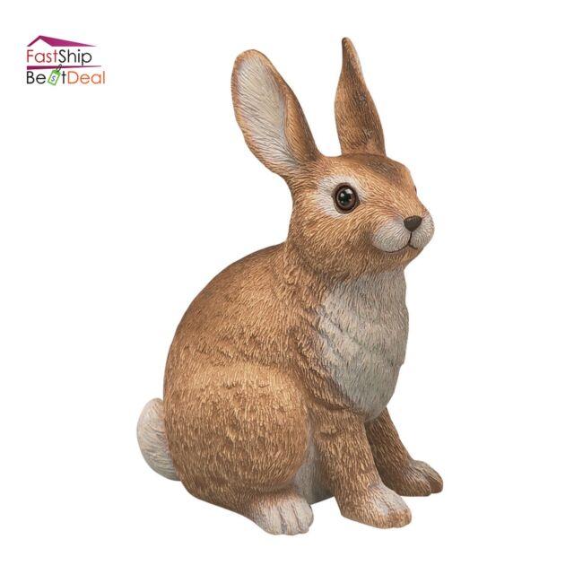 Ordinaire Rabbit Sculpture Statue Outdoor Bunny Garden Decor Patio Yard Art  Collectible