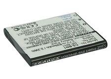 BATTERIA agli ioni di litio per Sony Cyber-shot dsc-w630v Cyber-shot DSC-W650 Cyber-shot DSC -