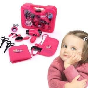 Children-Hair-Salon-Kit-Girls-Pretend-Play-Hairdressing-Simulation-Toys-Set-Y4P2