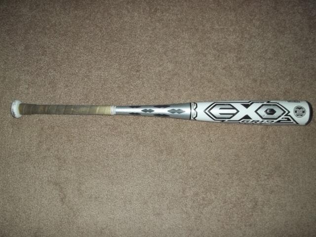 """Louisville Slugger TPX EXO Grid 2 BB12EX2 Alloy 31"""" 28oz. 2 5/8"""" -3 Baseball Bat"""