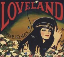 Loveland - Order to Love - CD