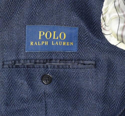 Lino Ralph Cappotto Nuovo In Lauren Sport Misura Polo Giacca Su UgUXw