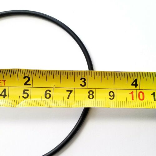"""Details about  /5x O-ring 3/"""" ID x 3-1//4/"""" OD x 1//8/"""" thick Buna-70 Lot of 5 Pump R.O Water Filter"""