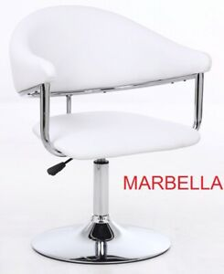 Groovy Details About Marbella White Dressing Table Chair Vanity Stool Bedroom Makeup Soft Seat New Ncnpc Chair Design For Home Ncnpcorg