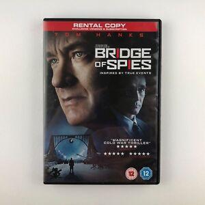 Bridge Of Spies (DVD, 2016) r