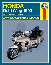 1988-2000 Honda Gold Wing Goldwing GL 1500 GL1500 HAYNES REPAIR MANUAL 2225