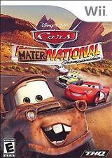 Cars: Mater-National Championship (Nintendo Wii, 2007)