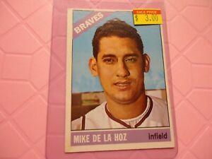 1966-TOPPS-MIKE-DE-LA-HOZ-ATLANTA-BRAVES
