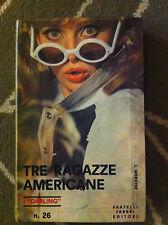 TRE RAGAZZE AMERICANE I DARLING N.26 JEAN WEBSTER 1968