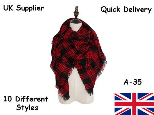 Blanket Scarf//Wrap//Shawl