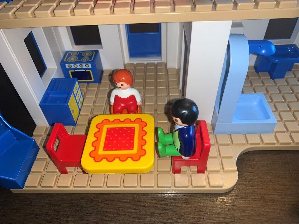 Playmobil, Hus , Playmobil 123