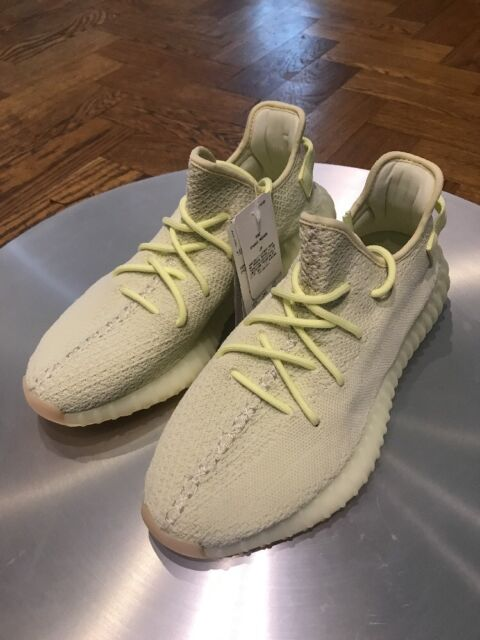 the latest 15d62 b8ee5 Adidas Yeezy Boost 350 V2 beurre NEUFS (Taille UK 10)