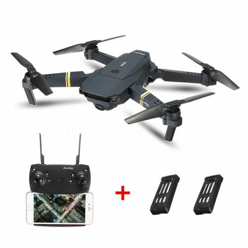 Eachine E58 WIFI FPV 2MP Foldable Selfie Drone RC Quadcopter RTF 6 Axis Gift