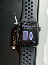 Rocío notificación su  Apple MTF12LL/A Nike+ Series 3 38mm Space Gray Aluminium Smartwatch with  Anthracite Black Band for sale online | eBay