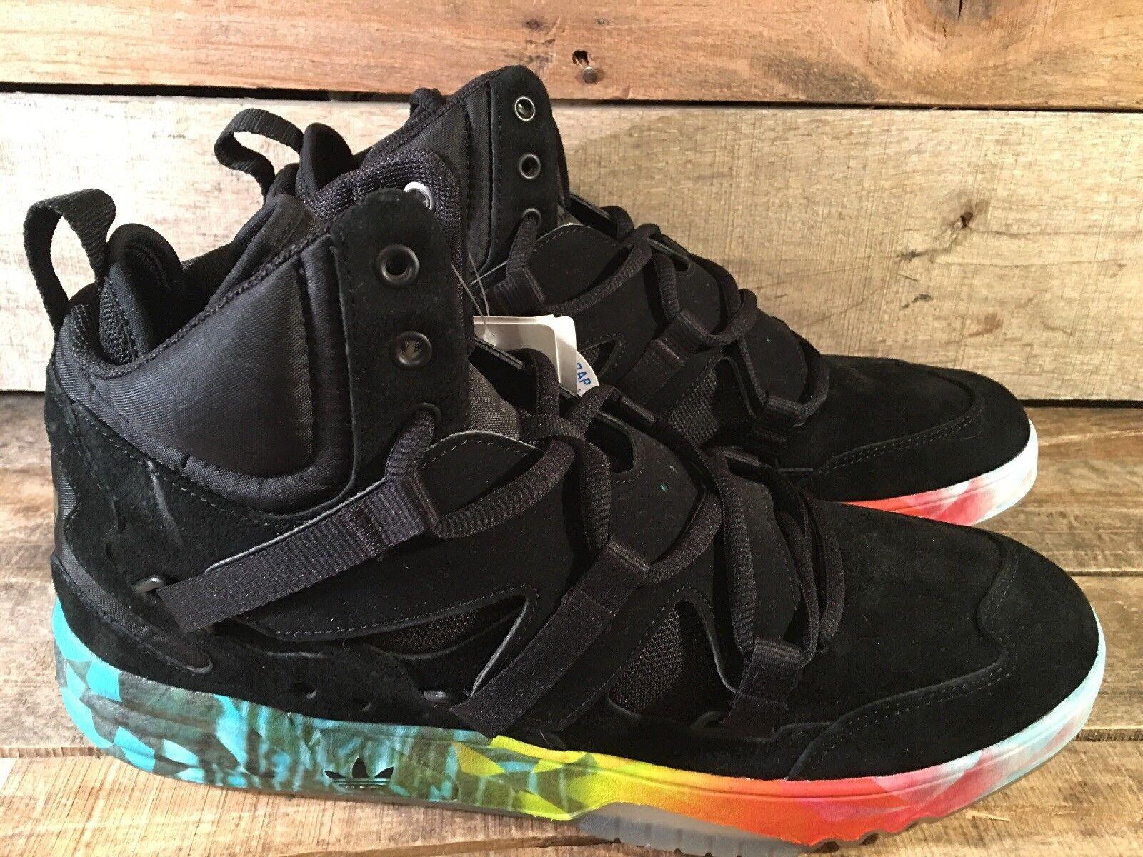 Adidas Rh Instinct Herren Anzeigen Größe 11.5 Schwarz Mehrfarbig