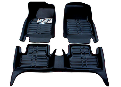 4pc Sets Custom-Fit Carpet Floor Mats-Choice of Color for 2006-2012 Toyota RAV4
