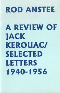 WATER-ROW-REVIEW-VOLUME-4-1995-ROD-ANSTEE-034-REVIEW-OF-JACK-KEROUAC-039-S-LETTERS-034