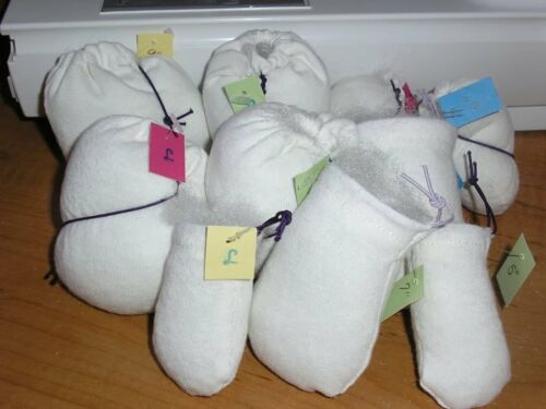 "Bean bag style doll bodies to make 7/""-8/"" dolls"