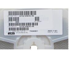 10pcs CSTCE16M0V53-RO Ceramic Crystal SMD 16MHZ SMD-3 16.000MHZ