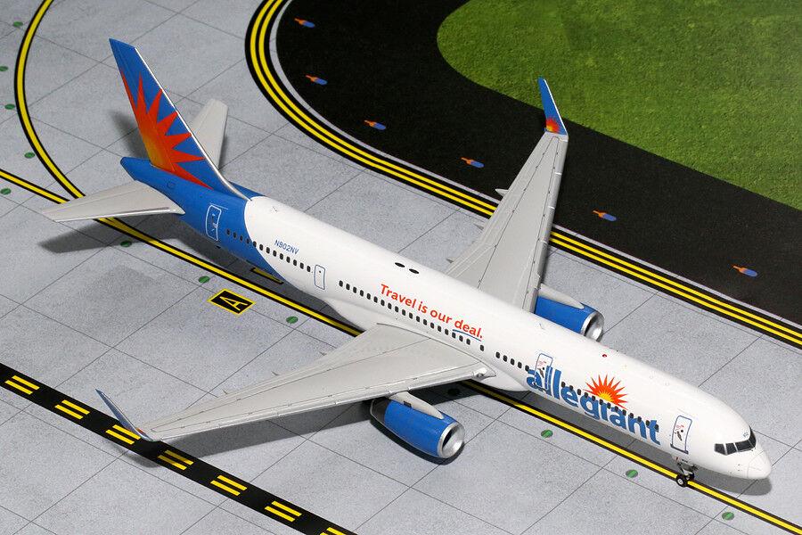 Gemini Jets 1 200 Scale Allegiant Air Boeing 757-200 N902NV G2AAY467