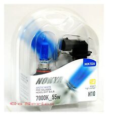 Nokya H10 9145 Arctic White Headlight Xenon Halogen Light Bulb 7000K S2