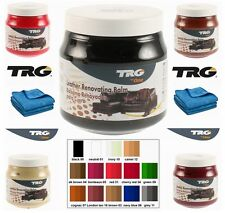 Dark Brown Leather Re-colouring Balm Restorer for Sofa Chairs Suites ...