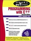 Schaum's Outline of Programming with C++ by John R. Hubbard (2000, Paperback, Revised)