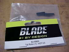 BLADE HELICOPTER PART - BLH-3603 = BLACK TAIL ROTOR  : mCP X/2   (NEW)