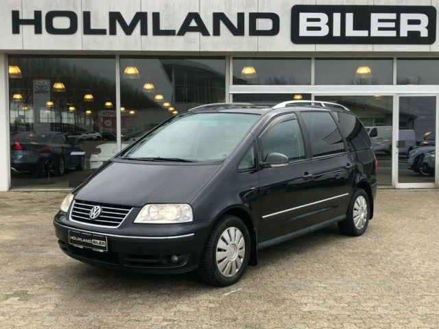 VW Sharan 1,9 TDi 130 Highline Diesel modelår 2004 km…