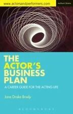 The Actor's Business Plan by Jane Drake Brody BRAND NEW Paperback Book