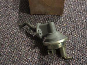 41200-NEW-NOS-Mechanical-Fuel-Pump-M6803-74-81-Buick-Pontiac-Chevy-265-301