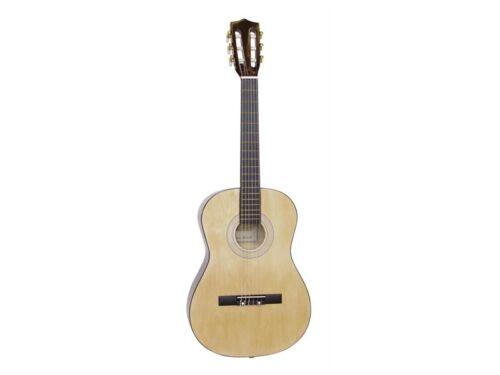 DIMAVERY AC-303 Klassik-Gitarre 3//4 natur