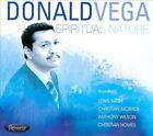 Spiritual Nature [Digipak] by Donald Vega (CD, Aug-2012, Resonance)