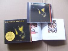 RONNIE WOOD,SLIDE ON THIS cd m(-)/m(-) Schuber /vg(+) 56 page art booklet /m-