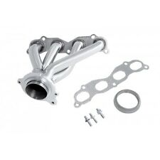 Manzo Stainless Steel Header Exhaust Honda Civic SI 06 07 08 09 10 2.0L K20Z3