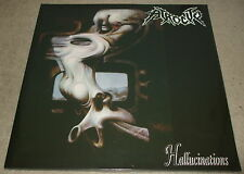 ATROCITY-HALLUCINATIONS-2013 2LP DUSK BLUE VINYL-LIMITED TO 150-NEW+SEALED