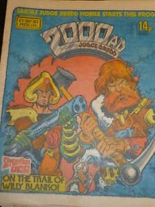 2000-AD-amp-TORNADO-Comic-PROG-No-179-Date-27-09-1980-UK-COMIC