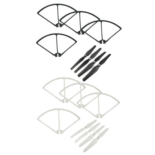Propeller Prop /& Protector Cover for SIRC S70W  HS100 T35 RC Drone