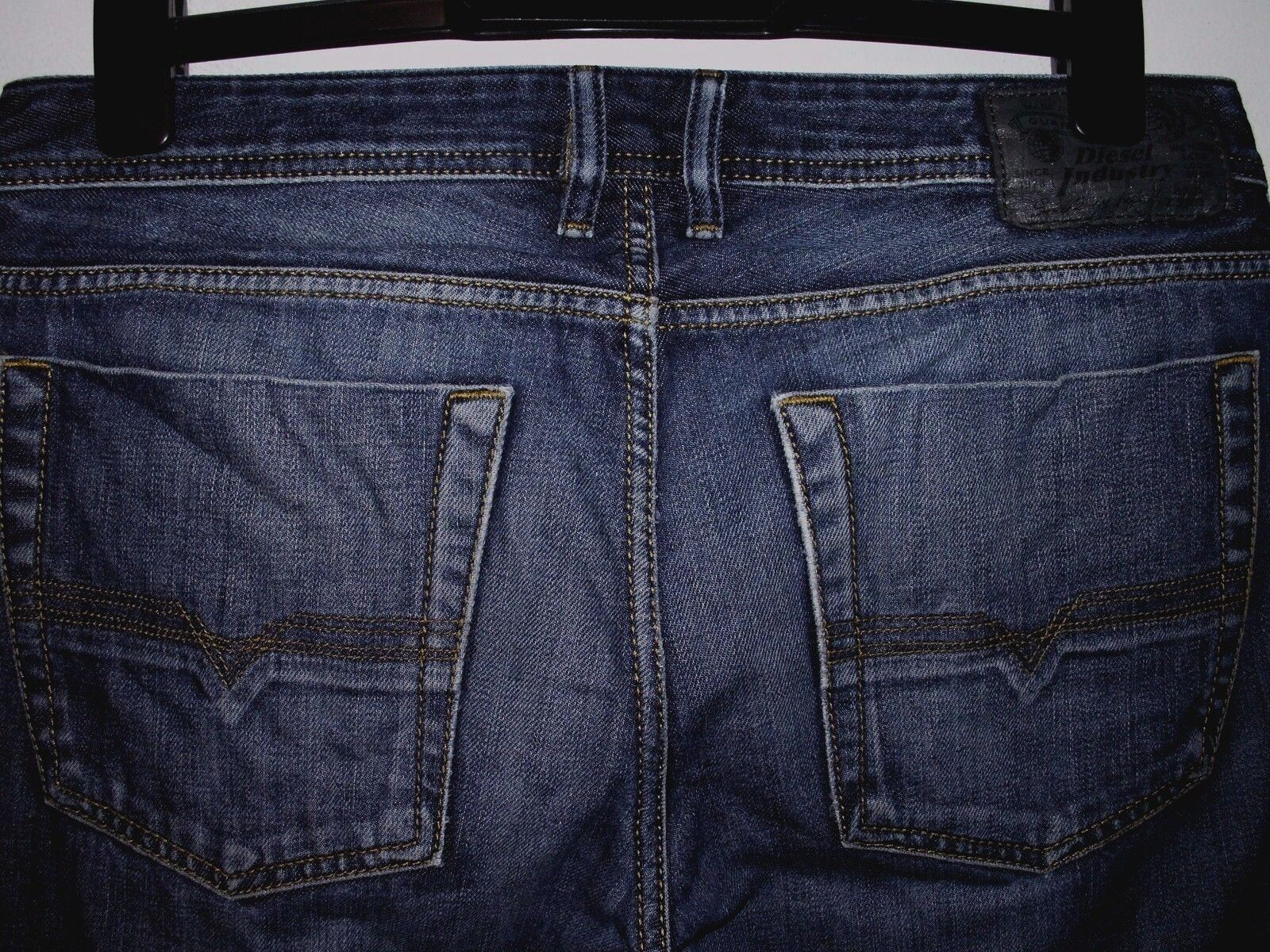 Diesel zatiny bootcut jeans wash 0823G W32 L32 (a2702)