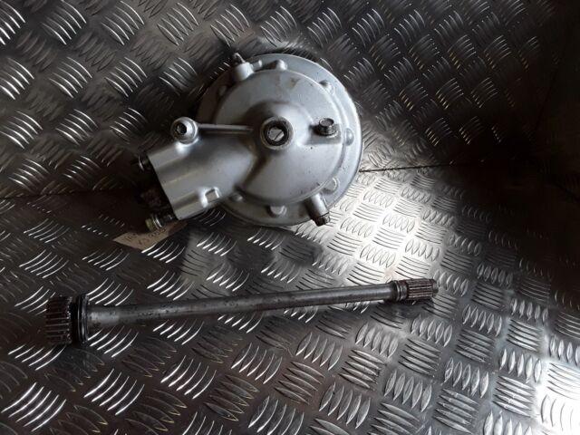 yamaha xj900s 1999 rear drive and shaft