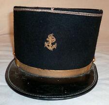 Képi mod.1935 Sous Officier TROUPES COLONIALES ancre brodée UNIFORME FRANCE INDO