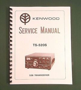 kenwood ts520s manual