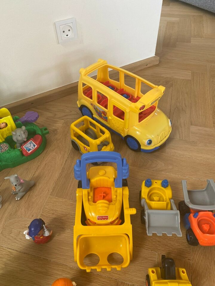 Little people, Fisher-Price, Little people
