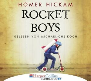 HOMER-HICKAM-ROCKET-BOYS-GELESEN-VON-MICHAEL-CHE-KOCH-6-CD-NEW